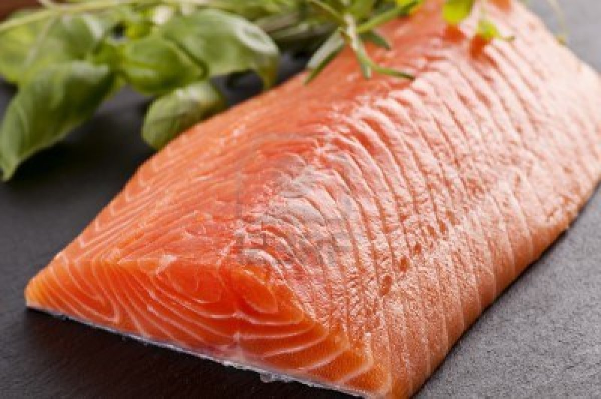 Norwegian Organic Salmon